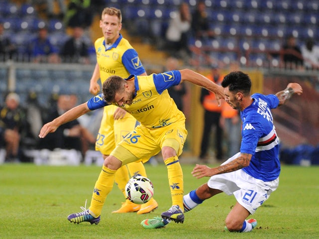 chievo-sampdoria - photo #6